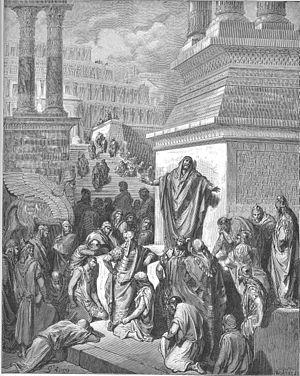 Jonah Preaches to the Ninevites (Jon. 3:1-10) ...