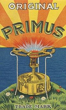 Primus stove  Wikipedia
