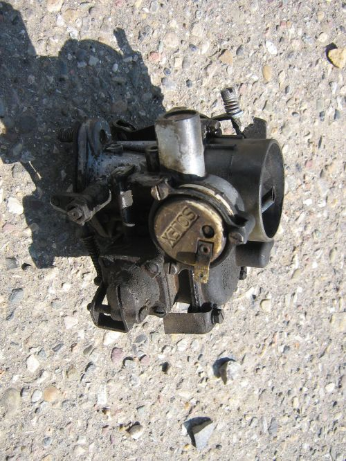 small resolution of file 1962 volkswagen beetle solex 28 pict carburetor 3563240739 2 jpg