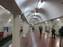 CTA Blue Line Jackson Station