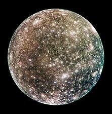 Image result for Callisto