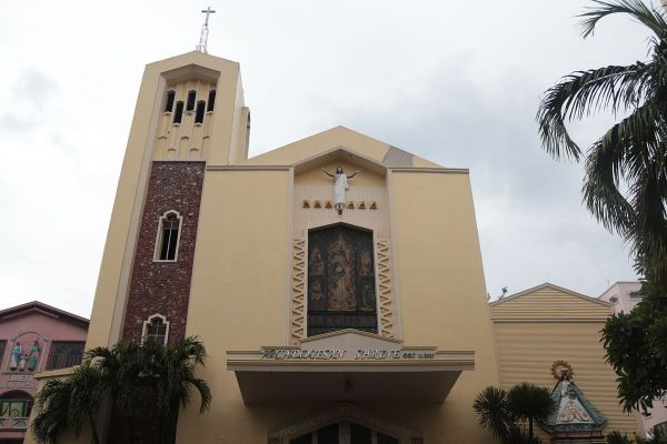 Sampaloc Church - Wikipedia