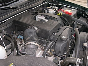 2005 chevy trailblazer wiring diagram simple energy flow general motors atlas engine - wikipedia