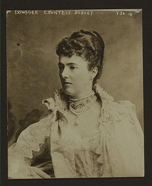 English: Georgina Countess of Dudley, noted Vi...