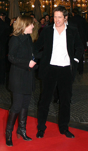 Hugh Grant 2007-02-27 Berlin MusicLyricsPremiere