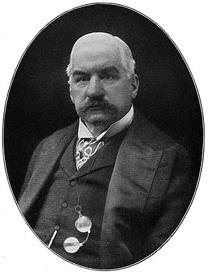 J. P. Morgan photo from Images of American Pol...