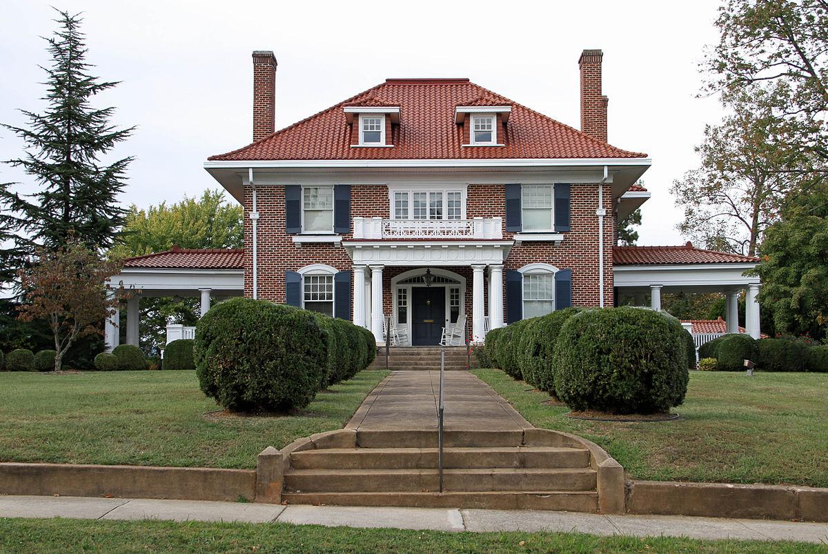 John D Ballard House  Wikipedia