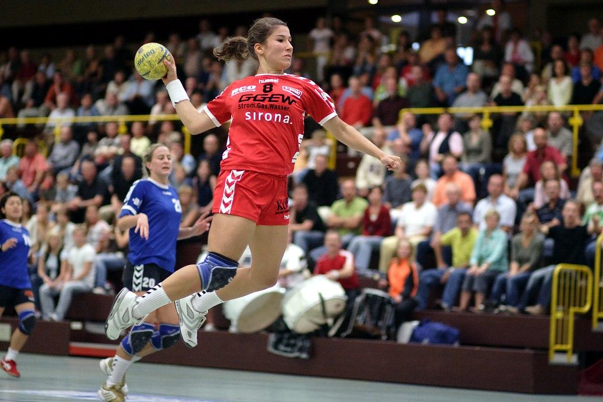 handballerin wiktionary