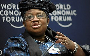 English: Ngozi Okonjo-Iweala, Managing Directo...