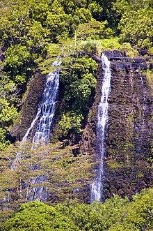 'Opaeka'a Falls - Wikipedia