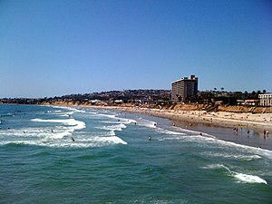 English: Pacific Beach in San Diego, California