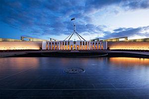 Parliament House Canberra, Australia