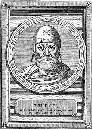 "(Philo ""Judaeus"") von Alexandreia/Ph..."