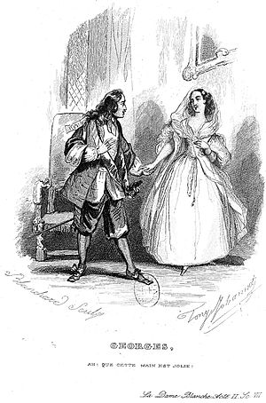 Théâtre de Scribe, tome 6, page 248 - La Dame ...