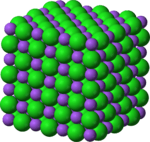 Halite crystal (microscopic)