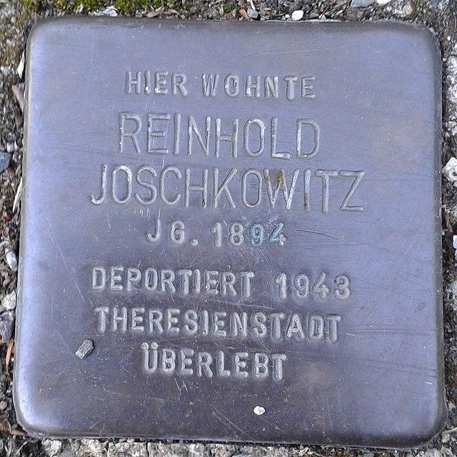 stolpersteine in bergisch gladbach