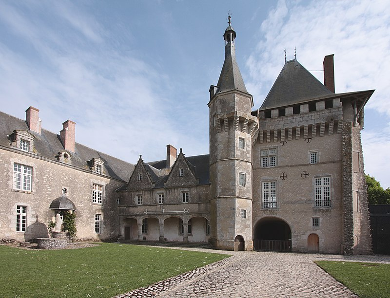Talcy Castle Loire ValleyB
