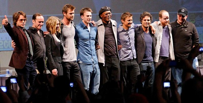 File:The Avengers Cast 2010 Comic-Con cropped.jpg