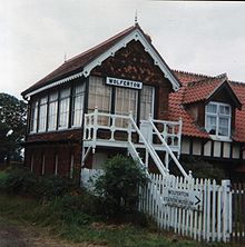 Wolferton railway station  Wikipedia