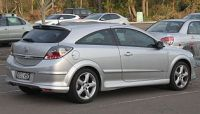 2x New Aerodynamic Cross bar / Roof rack for Holden Astra ...