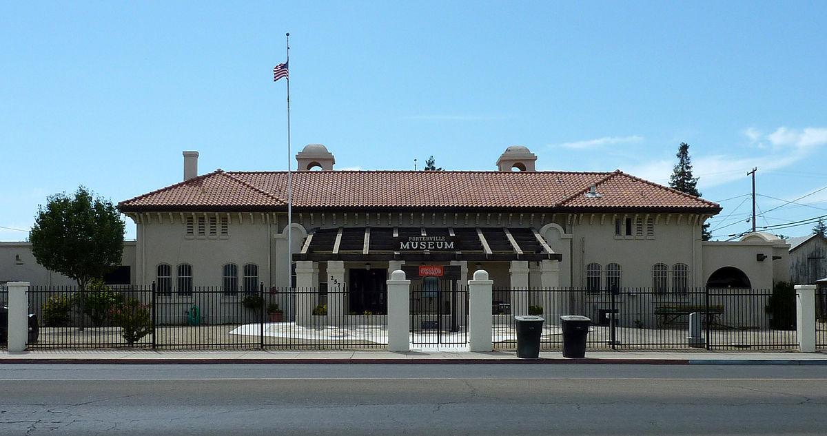 Porterville (California) - Wikipedia