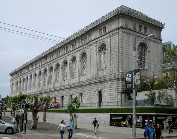 Asian Art Museum San Francisco - Wikipedia
