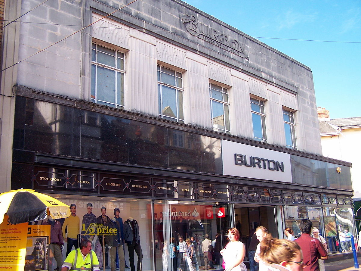 Burtons Abergavenny  Wikipedia