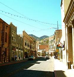 Bisbee Arizona  Wikipedia