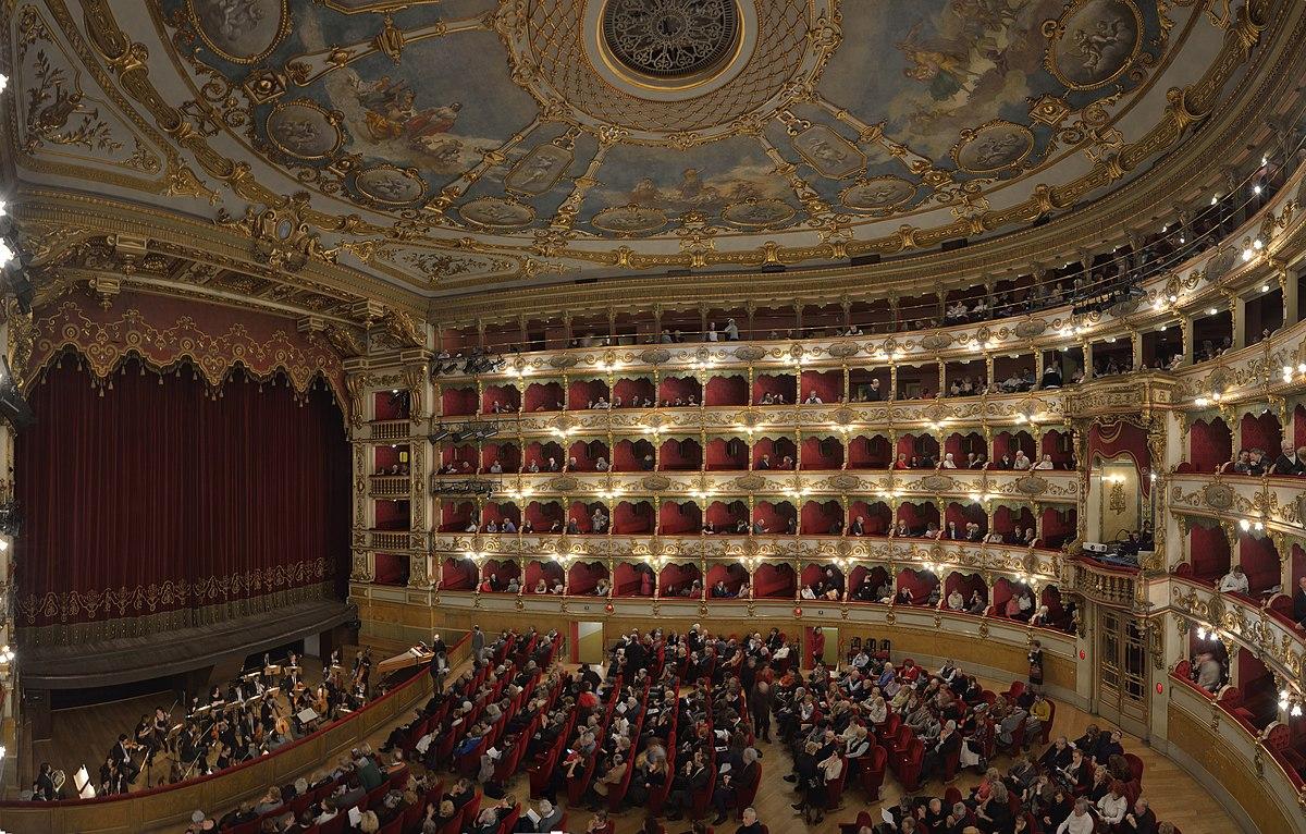 Teatro Grande Brescia  Wikipedia