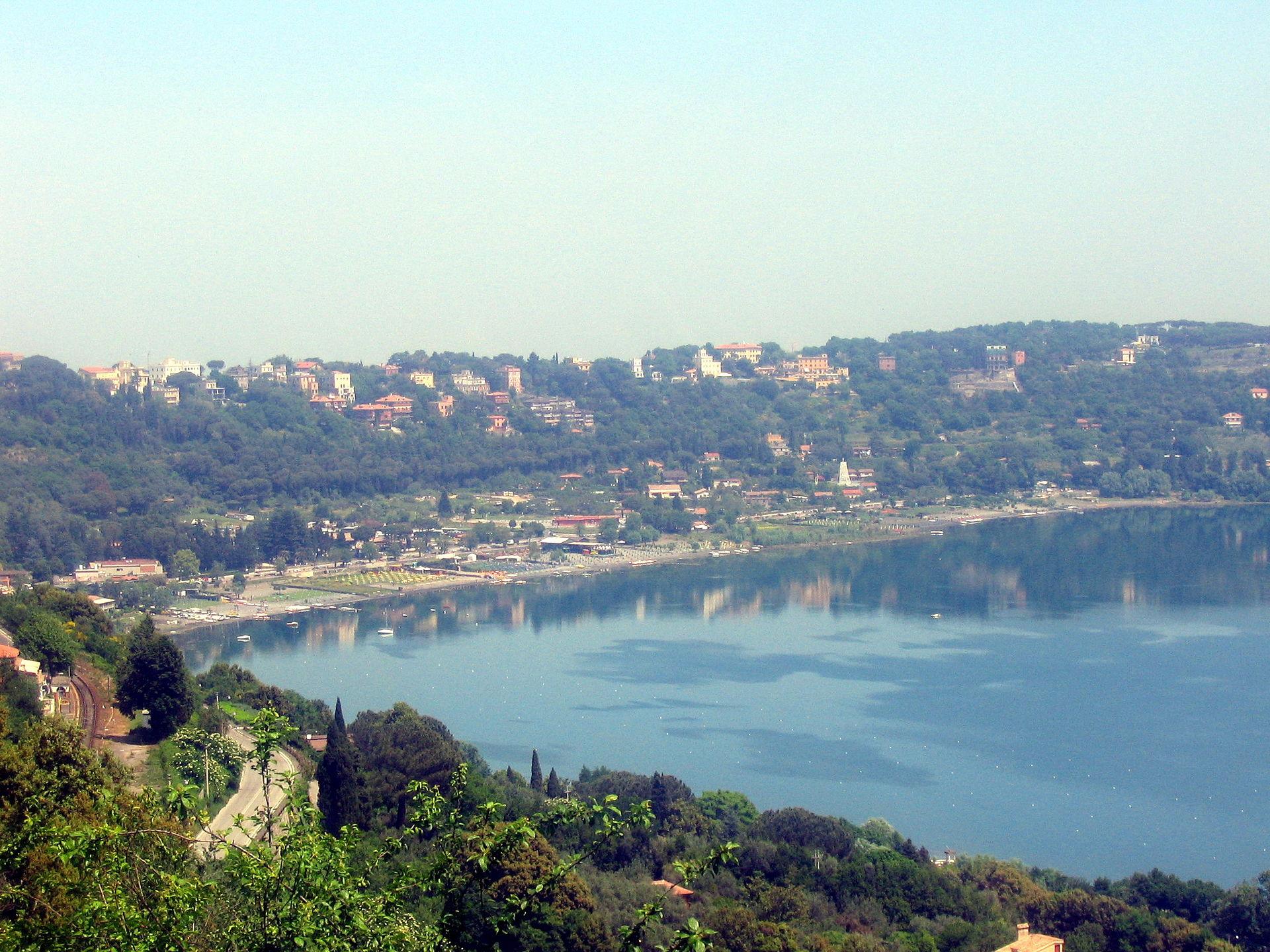 Storia di Castel Gandolfo  Wikipedia