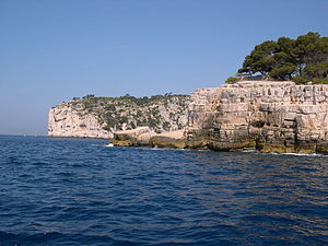 Calanques Marseille Cassis 1