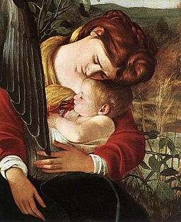 https://i0.wp.com/upload.wikimedia.org/wikipedia/commons/thumb/e/ea/Caravaggio_FlightIntoEgypt_detail_Mary_and_Child.jpg/256px-Caravaggio_FlightIntoEgypt_detail_Mary_and_Child.jpg