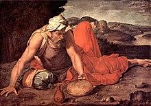 El profeta Elías.