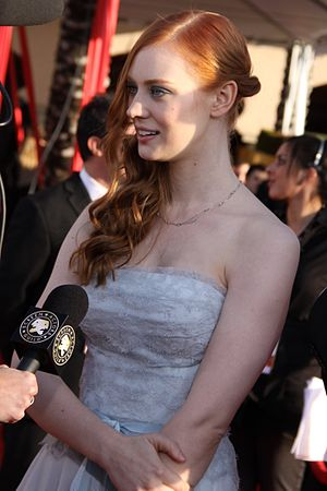 Deborah Ann Woll at the Screen Actors Guild Aw...