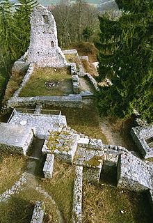 Ruine Farnsburg  Wikipedia