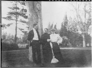 Franklin D. Roosevelt and Eleanor Roosevelt wi...
