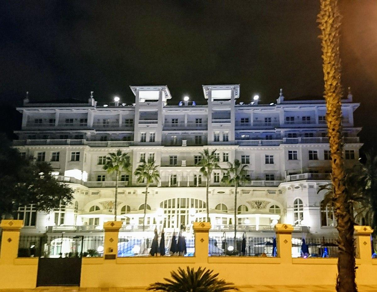 Hotel Miramar Mlaga  Wikipedia la enciclopedia libre