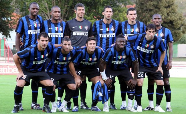 Football Club Internazionale Milano 2009 2010 Wikipedia