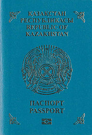 Kazakhstani passport  Wikipedia