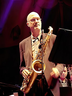 Michael Brecker Munich July 2001