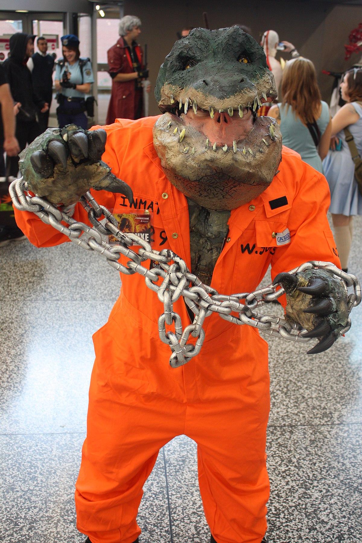 Killer Croc  Wikipedia la enciclopedia libre