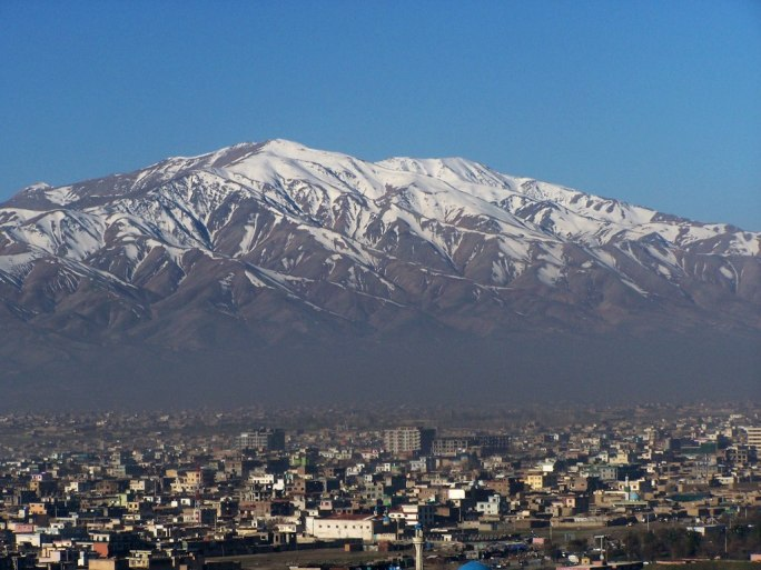 Mountains of Kabul