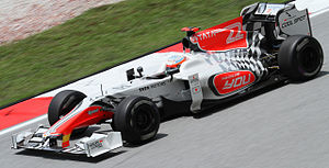 Formula One 2011 Rd.2 Malaysian GP: Narain Kar...