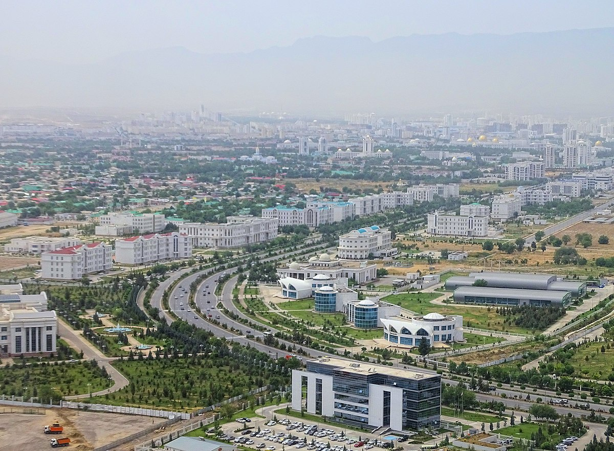 Turkmenistan  Travel guide at Wikivoyage