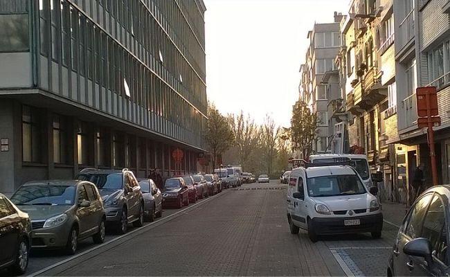 Bestand Oostende Stockholmstraat Jpg Wikipedia