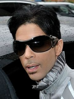 English: The american artist Prince.