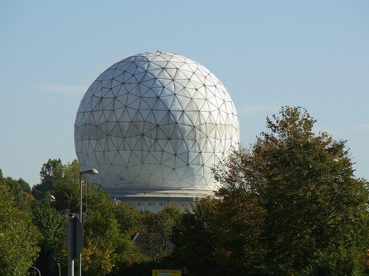 Radom Antennenkuppel  Wikipedia