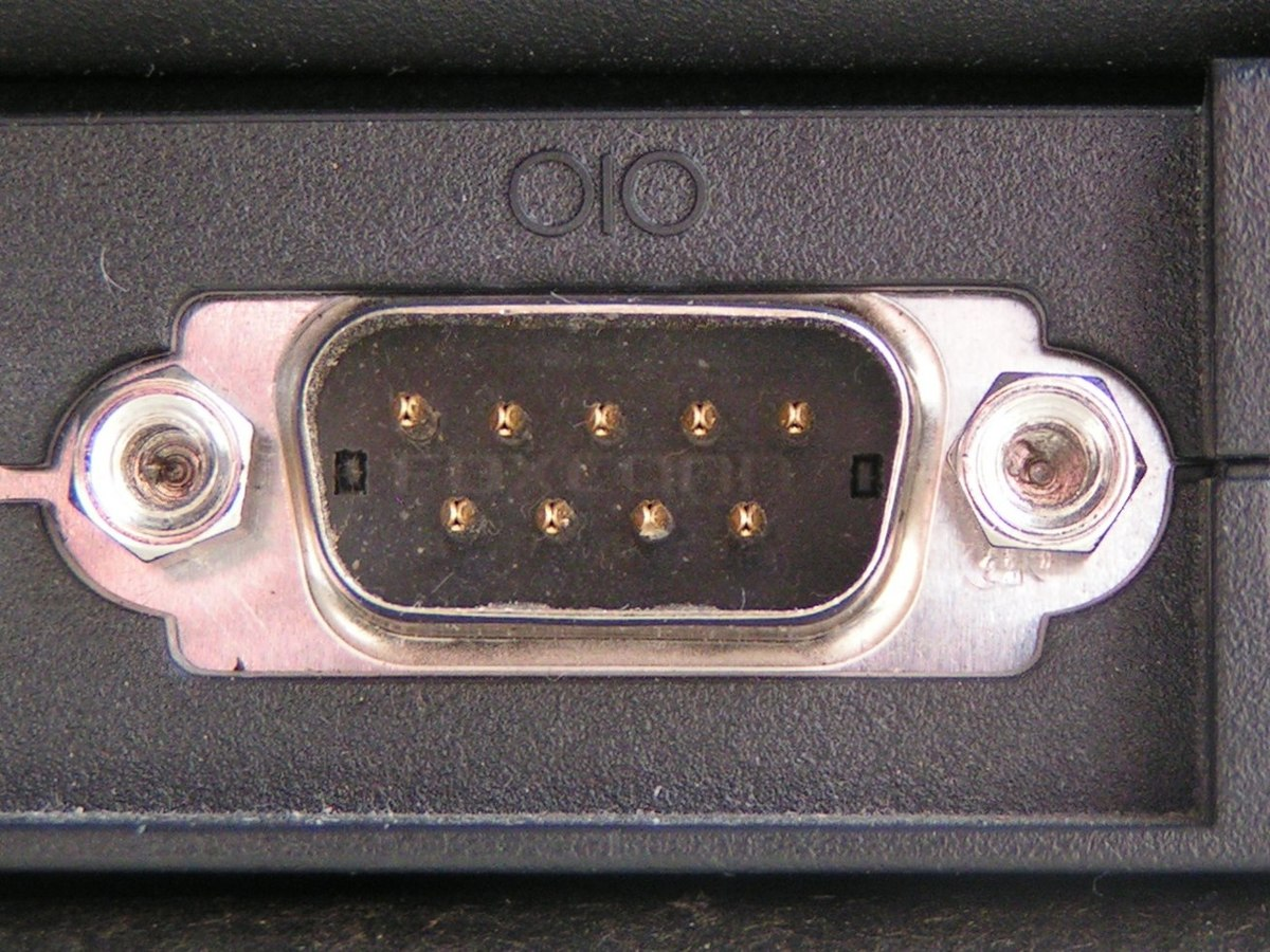 hight resolution of standard r 232 9 pin pinout
