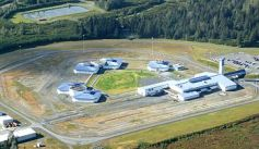 English: Spring Creek Correctional Center, a m...