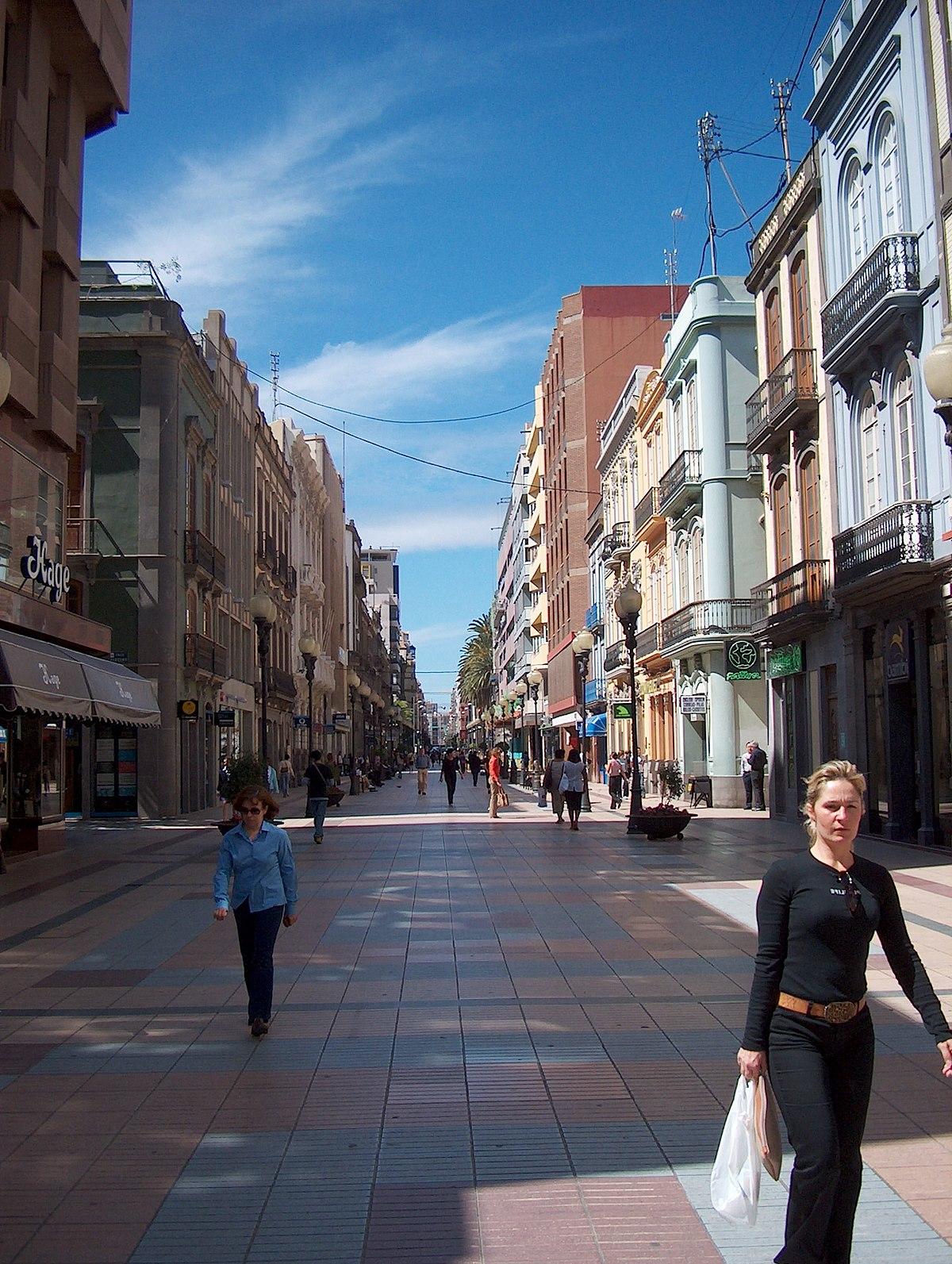 Calle Mayor de Triana  Wikipedia la enciclopedia libre